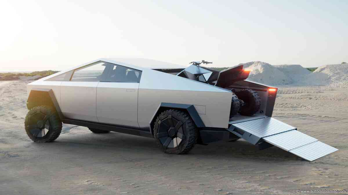 Tesla Cybertruck: What Will Real Pickup Truck People Think?