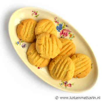 Gaffelkakor: Zweedse koekjes
