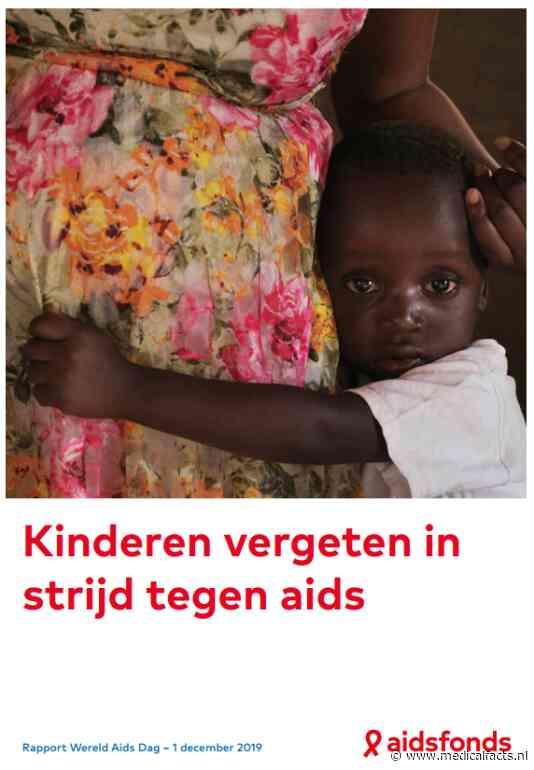 Bijna de helft van de kinderen met hiv krijgt geen medicijnen