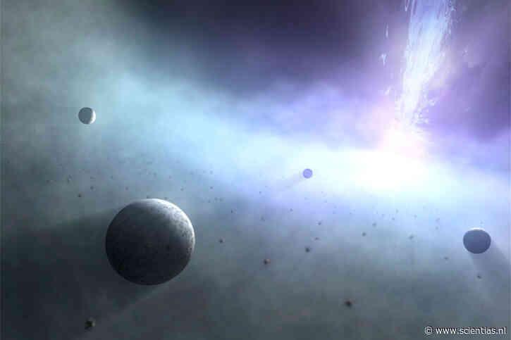 Supermassieve zwarte gaten zouden zomaar tienduizenden planeten kunnen herbergen
