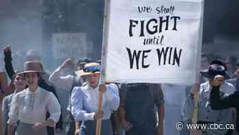 Winnipeg General Strike inspires gritty love story for the silver screen