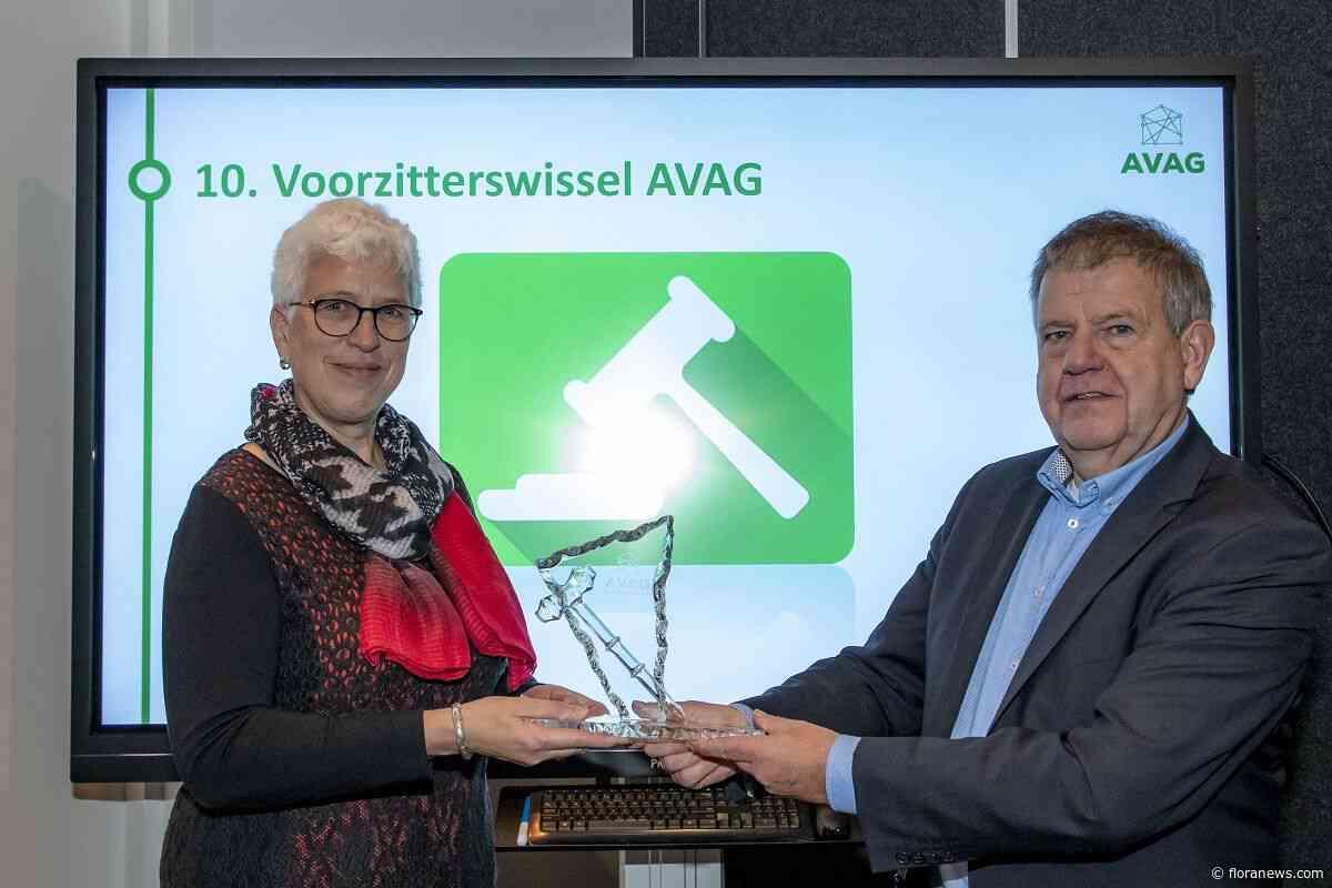 Nieuwe voorzitter AVAG  Greenhouse Technology Center