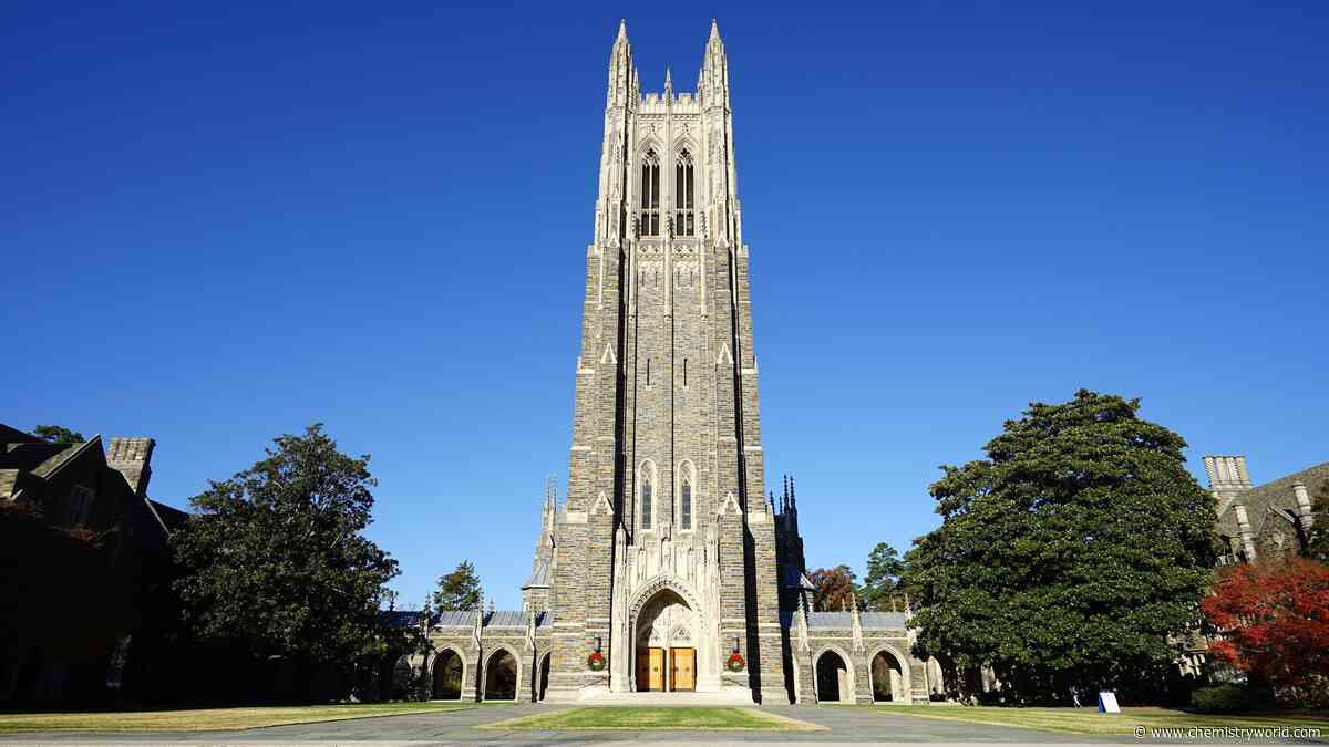 Sanctions imposed by research agency on Duke University lifted