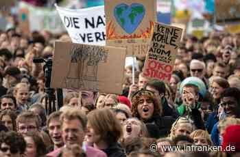 Klimastreik heute: Hier wird in Franken demonstriert
