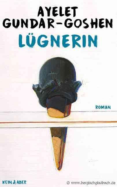 """Lesung in der Stadtbücherei am 4. Dezember: """"Lügnerin"""" von Ayelet Gundar-Goshen"""