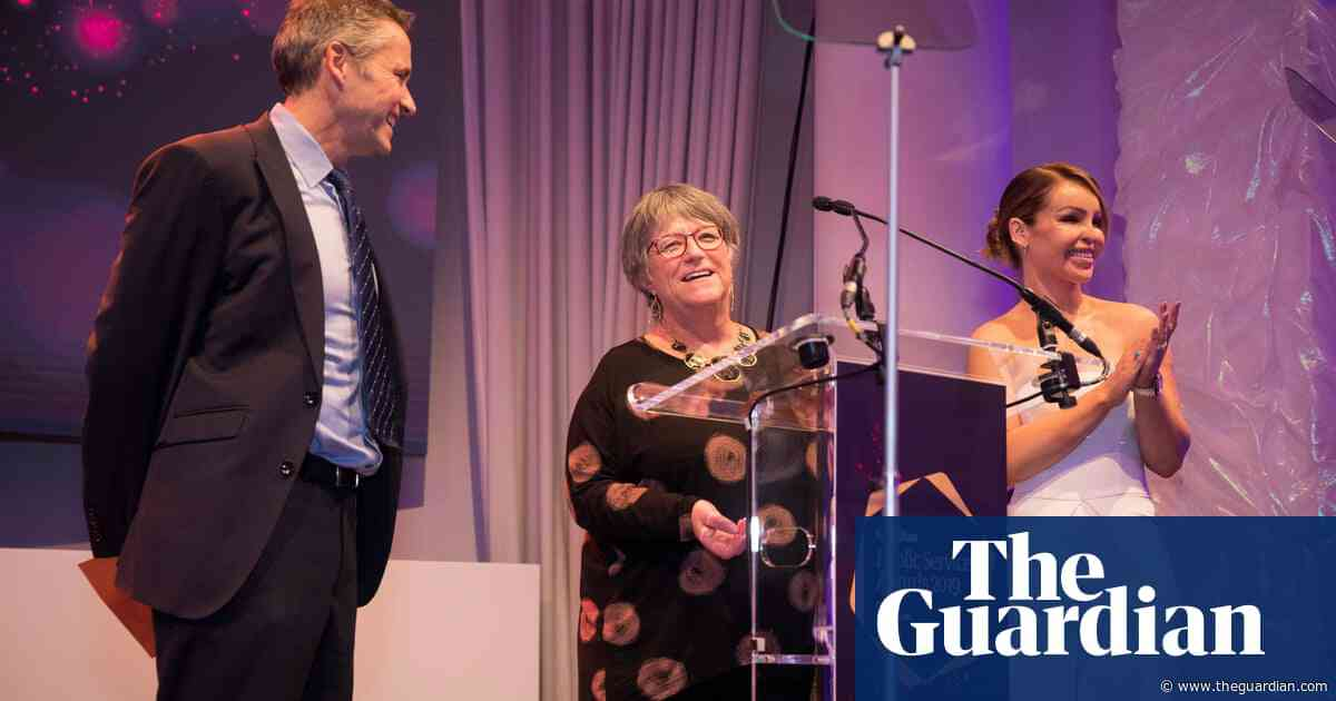 Guardian Public Service Awards 2019 - in pictures