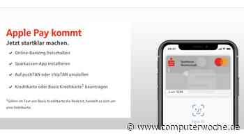 Sparkassen: Mobiles Bezahlen mit Apple Pay noch dieses Jahr