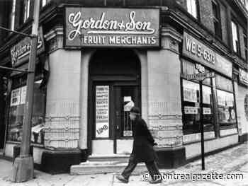 History Through Our Eyes: Nov. 29, 1973, Gordon and Son closes