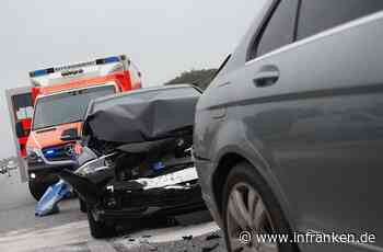 B173 im Landkreis Lichtenfels: Unfall beim Überholen - Straße momentan gesperrt