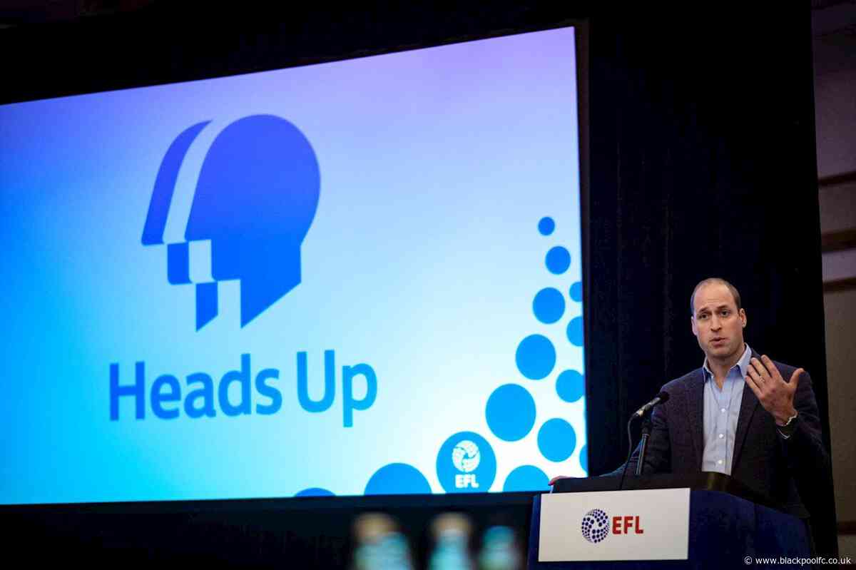 EFL Clubs To Back Heads Up Campaign