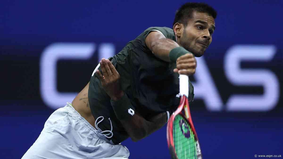 Nagal, Ramkumar lead India's dominance against Pakistan