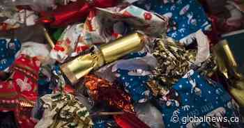 We toss 540K tonnes of wrapping paper after the holidays — Here's how to give without the garbage