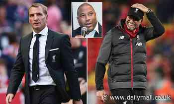 Brendan Rodgers would have had the same success as Jurgen Klopp at Liverpool, says John Barnes