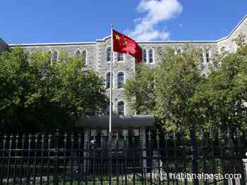 China passes U.S. as country with the most diplomatic posts, while stagnant Canada ranks 18th