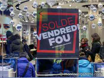 More protesting than purchasing as Montreal's Black Friday kicks off