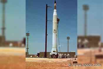 On This Day in Space! Nov. 29, 1967: Australia Launches Its 1st Satellite