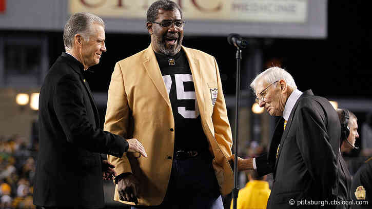 Pittsburgh Steelers Legend 'Mean' Joe Green Named To NFL's 100 All-Time Team