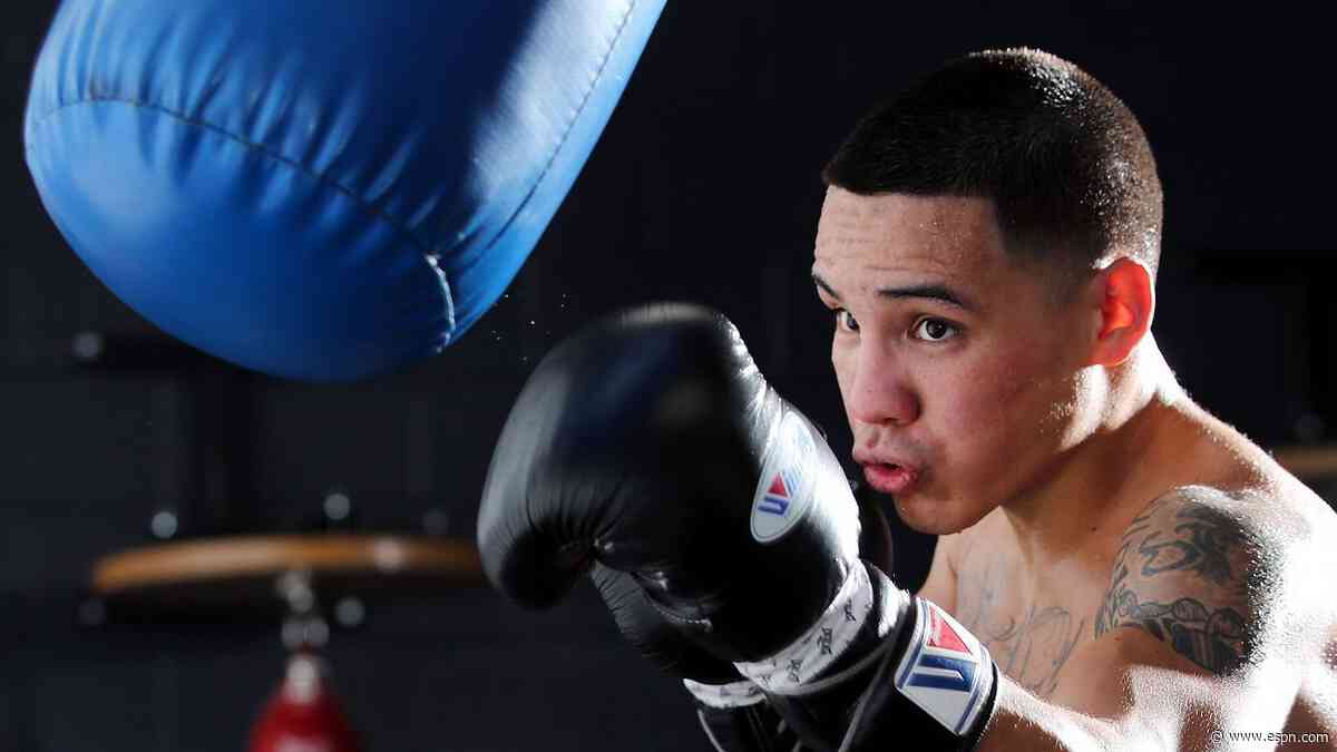 Oscar Valdez: 'I was going through hell just trying to make weight'