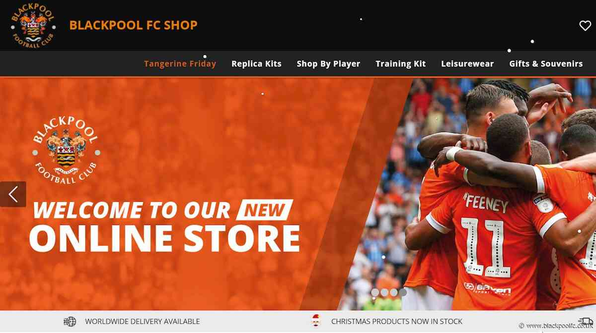 New Online Retail Site Launched