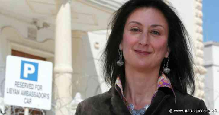 """Daphne Caruana Galizia, media: """"Il premier Muscat annuncerà presto le dimissioni"""". Negata di nuovo la grazia a presunto mandante"""