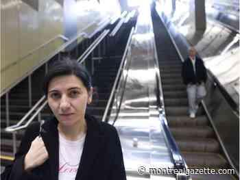 Woman arrested for not using métro escalator handrail awarded $20,000