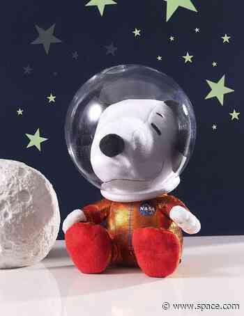 Hallmark's Astronaut Snoopy Is 50% Off on Amazon (Timex Watches on Sale, Too!)