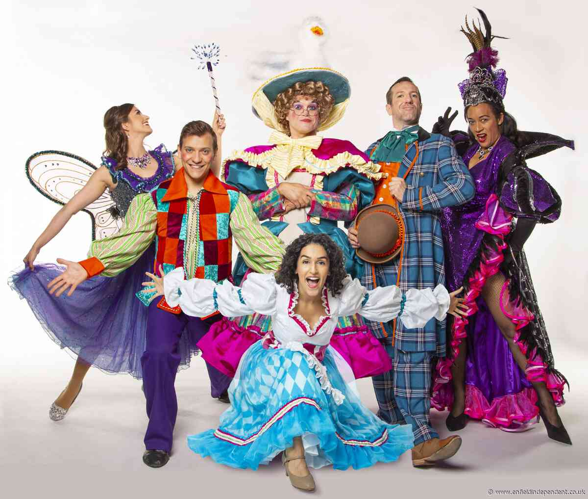 Millfield Theatre's Christmas panto promises festive fun for all the family