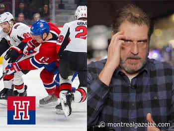 Canadiens need to keep Max Domi at centre | HI/O Bonus