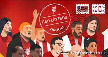 Red Letters / November 29 2019: Fly Liverpool fly, and feeling concerned, hopeful, optimistic and thankful