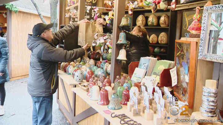 Small Business Saturday Encourages Pittsburghers To Shop Local