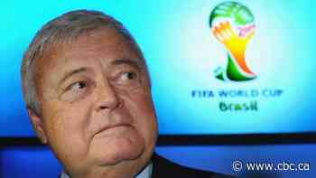Brazilian soccer official receives lifetime ban for bribery