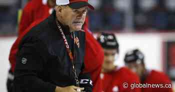 Calgary Flames host Friday news conference amid Bill Peters allegations