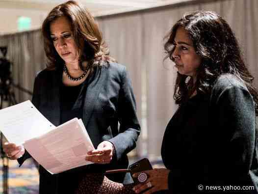 Kamala Harris suffers new blow as aide resigns with scathing letter: 'I've never seen staff treated so poorly'