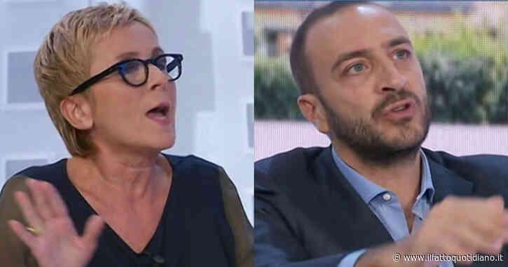 """Renzi, scontro Meli-Fittipaldi su La7. """"Qui le Procure possono ucciderti, non esiste Stato di diritto. E tutti tacciono"""". """"È il contrario"""""""
