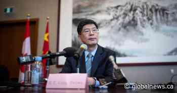 Chinese ambassador visited Meng Wanzhou, said Canada should correct 'mistake'