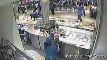 Toronto Eaton Centre shooter sentenced to life in prison