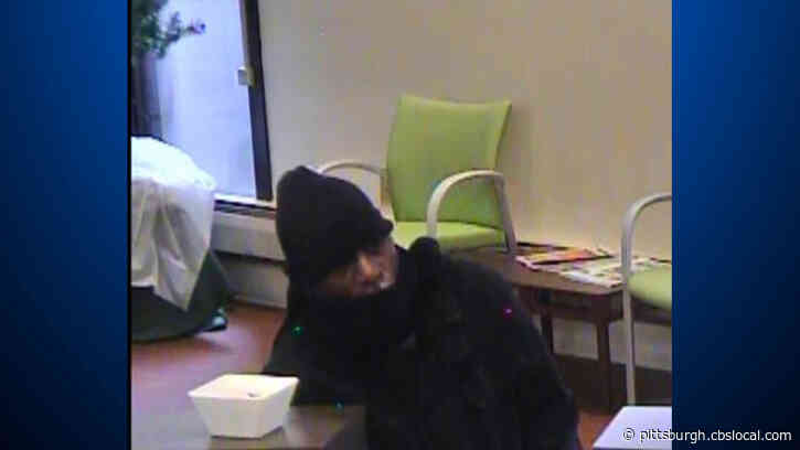 Police Look For Man Accused Of Holding Up Huntington Bank In Sharon