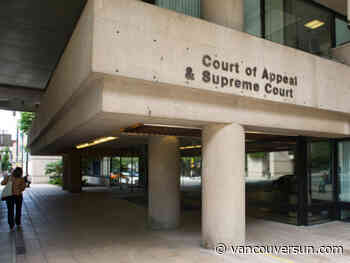 Surrey man with 50 convictions gets 5-1/2 years for possession of loaded gun