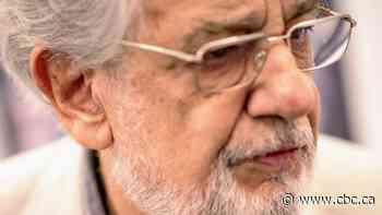 Placido Domingo calls sexual misconduct accusations a 'nightmare'