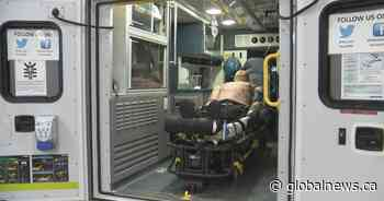 AHS rolls out new ambulances with increased safety features for patients, paramedics