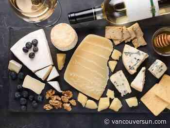 Anthony Gismondi: Say cheese for the holidays