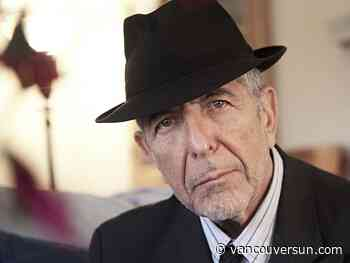 Five things to know about Thanks for the Dance, by Leonard Cohen