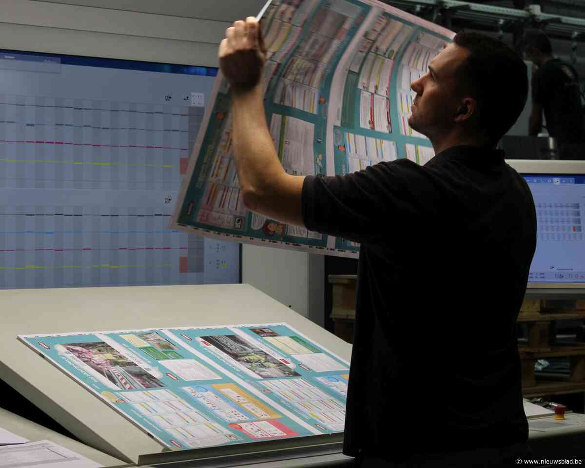 Ecowerf bezorgt 238.000 nieuwe afvalkalenders in de brievenbus