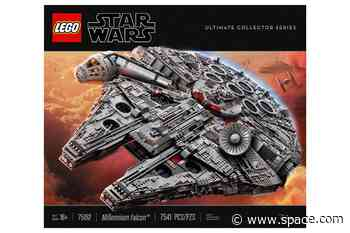 Lego UCS Millennium Falcon Drops to Lowest Price Ever 40% Off on Amazon for Black Friday