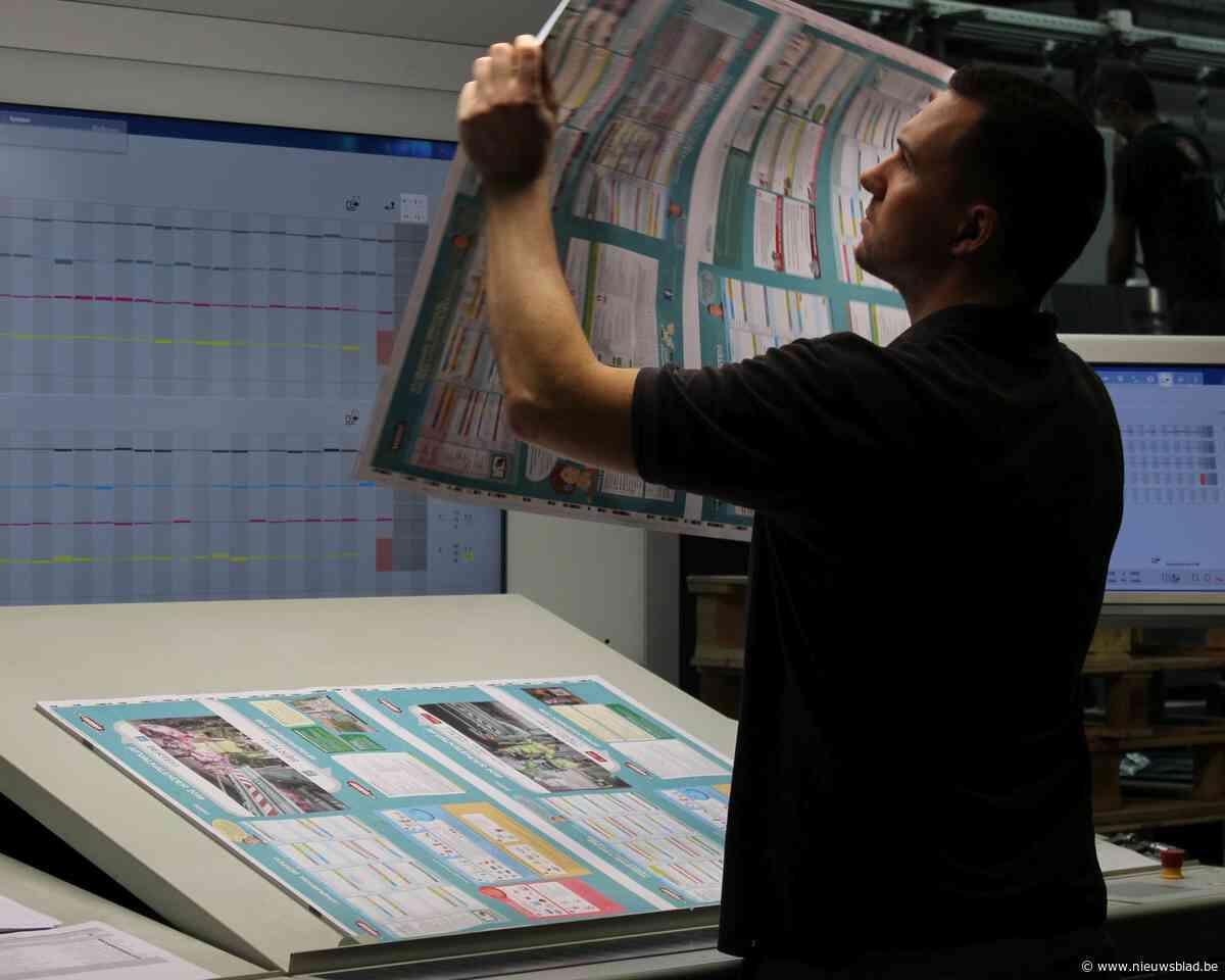Ecowerf bezorgt 238.000 nieuwe afvalkalenders