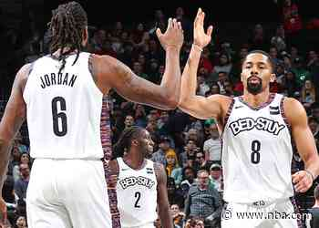 Nets 112, Celtics 107: Spencer Dinwiddie Scores 32 With 11 Assists for Brooklyn