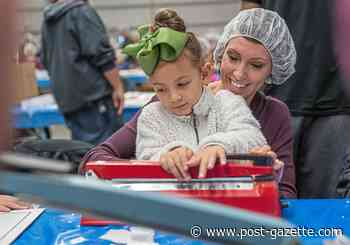 Third Amen to Action again packs more than 1 million meals for people in need