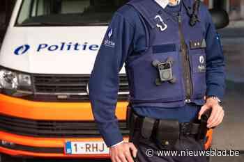 """128 politieagenten dragen voortaan cameraatje: """"Beelden kunnen dienen als bewijs"""""""