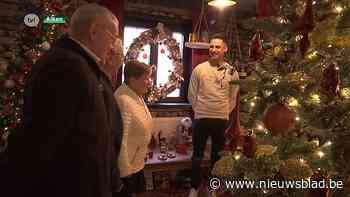VIDEO. 45 bomen, 20.000 bollen en 400.000 kerstlichtjes: welkom in het grootste kersthuis van het land