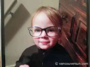 Mounties searching for missing toddler in Surrey